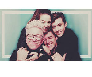 zoella and youtube image