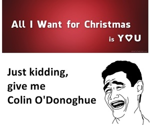 hookers, truth, and colin o'donoghue image
