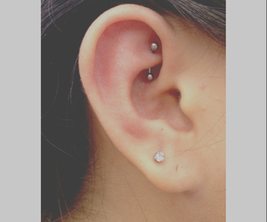 beauty, fab, and piercing image