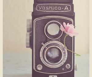 camera, hipster, and yashica-a image