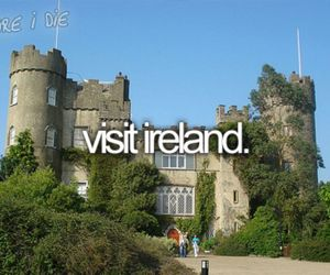ireland, before i die, and travel image
