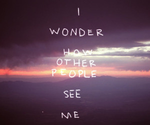quote, people, and wonder image
