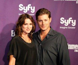 Jensen Ackles, love, and danneel harris image
