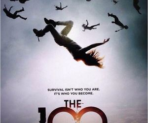 the 100, series, and bellamy image