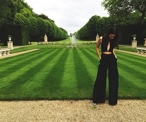 kendall jenner, jenner, and Valentino image