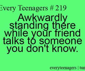 awkward, funny, and teenager post image