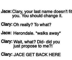 funny and clary image