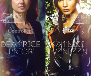 6, Shailene Woodley, and the hunger games image