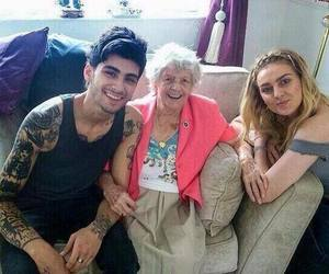 perrie, zayn, and love image