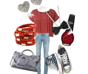 back to school, cute outfits, and cute image