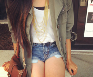 fashion, pretty, and girly image