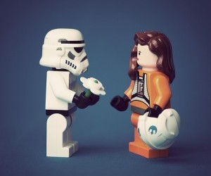 love and star wars image