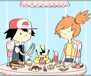 pokemon, adventure time, and ash image