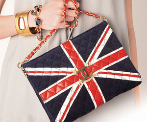 accessories, bag, and britain image