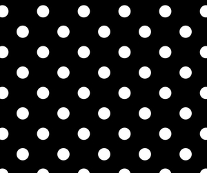 black, dots, and black and white image