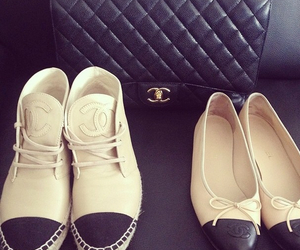 luxury, shoes, and chanel image