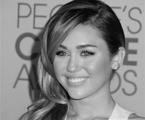 miley cyrus, miley, and smiler image