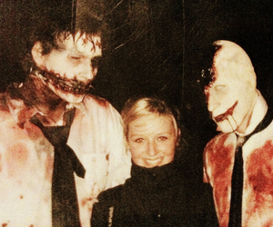 blood, killer, and scary image