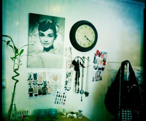 audrey hepburn, photography, and hipstamatic image