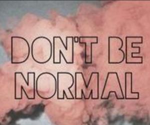 normal, pink, and smoke image