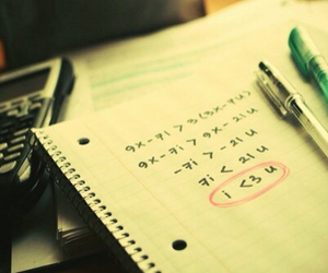 love, math, and I Love You image