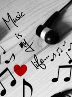 Music Is My Life Shared By Naomie On We Heart It