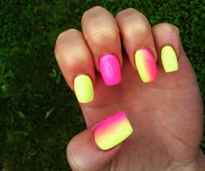fashion, nails, and summer image