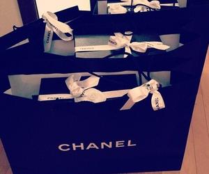 chanel, bag, and gift image