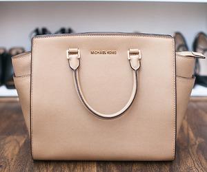 bag, Michael Kors, and style image