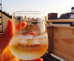 drink and tiffany&co image