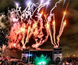 fest life, fireworks, and festival image