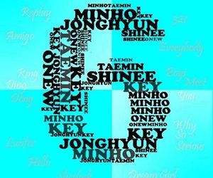 kpop, wow, and shinee 6thaniversary image