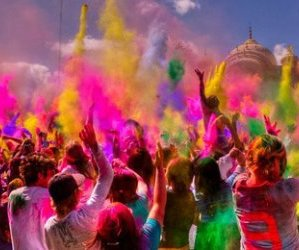 festival, color, and colors image