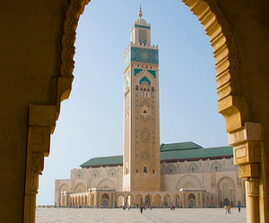 arab, mosque, and muslim image