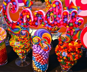 candy, sweet, and delicious image