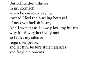 butterflies, joke, and love quotes image