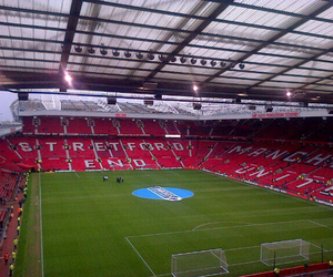 manchester, united, and old trafford image