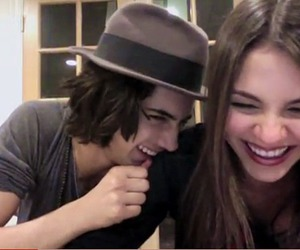 friendship, victoria justice, and avan jogia image
