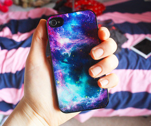 galaxy, iphone, and case image