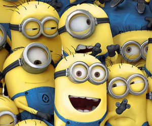 disney, minions, and wallpaper image