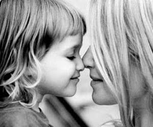 love, mother, and daughter image
