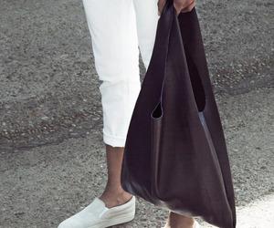 fashion blog, street style, and slip-ons image