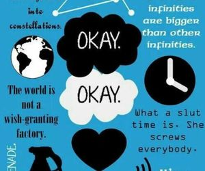 tfios, the fault in our stars, and quote image
