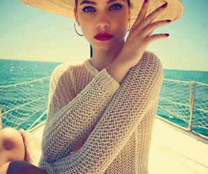 model, barbara palvin, and summer image