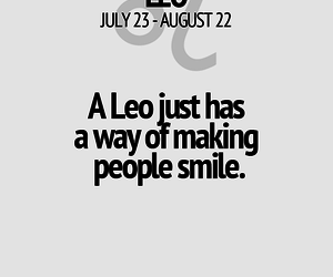 August, Leo, and people image