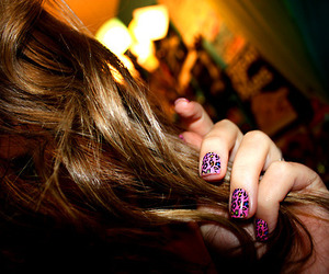 hair and nails image