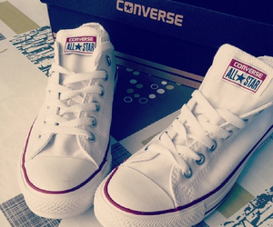 all stars, converse, and Michael Kors image