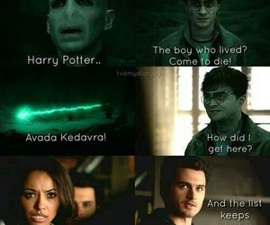 harry potter and the vampire diaries image