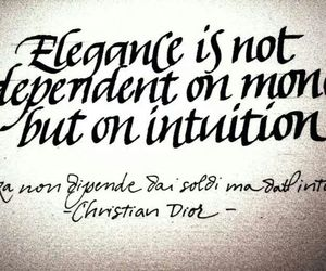 Christian Dior, dior, and elegance image