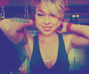 kreayshawn, lil debbie, and white girl mob image